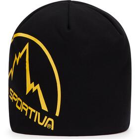 La Sportiva Circle Berretto, nero/giallo